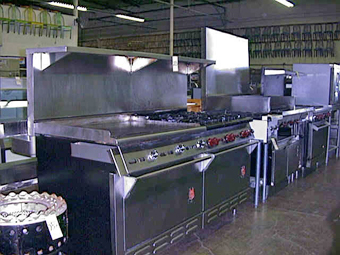 Restaurant Equipment Sacramento, Used Kitchen Equipment