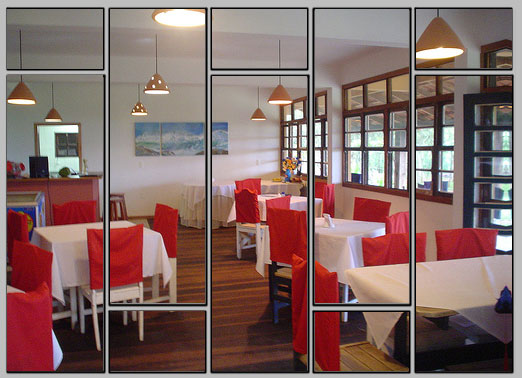 Restaurant interior design sacramento
